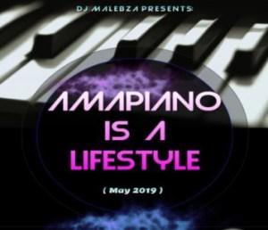 Dj Malebza - Amapiano Is A  LifeStyle (May 2019)